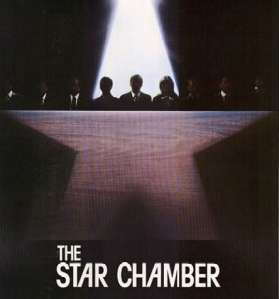 The Star Chamber lobby poster