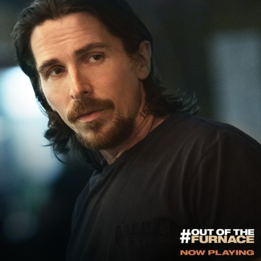 """Christian Bale in """"Out of the Furnace"""""""